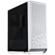 Silverstone SST-PM02W-G Primera Midi-Tower, Tempered Glass - wei