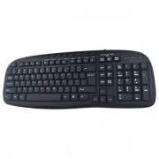 Tastatura Myria MY8506 USB cu fir neagra