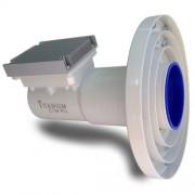 Titanium Satellite C-Band LNBF c1 W-PLL - Phase Lock Loop Banda Ancha LNB