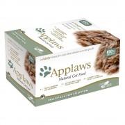 Applaws Pakiet próbny Applaws Cat Pot, 8 x 60 g - Wariacje drobiowe Darmowa Dostawa od 89 zł