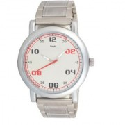 i smart Sliver Fancy Dial Men Analog i1 Watch