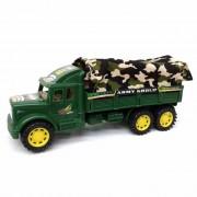 Juguete Camion Militar Army Group 26cm