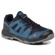 Туристически JACK WOLFSKIN - Mtn Attack 3 Texapore Low K 4034091 D Dark Blue/Orange