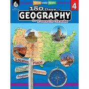 180 Days of Geography for Fourth Grade (Grade 4): Practice, Assess, Diagnose, Paperback/Chuck Aracich