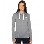 The North Face Fave Lite LFC Full Zip Hoodie TNF Medium Grey HeatherTNF White