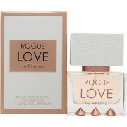 Rihanna rogue love eau de parfum 30ml spray