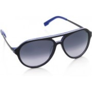 Lacoste Aviator Sunglasses(Blue)