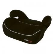 CarKids Coussin de siège Carkids noir / blanc isofix 4 à 12 ans 4310020