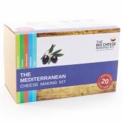The Big Cheese Making Company Mediterranean Cheese Making Kit