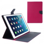 Korean Mercury Fancy Diary Case for iPad Mini 3 - Hot Pink