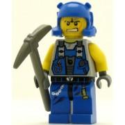 LEGO Power Miner Minifig Rex