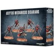 Games Workshop Warhammer 40 000 - Adeptus Mechanicus Sicarians