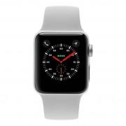 Apple Watch Series 3 - caja de aluminio en plata 38mm - correa deportiva blanca (GPS) new