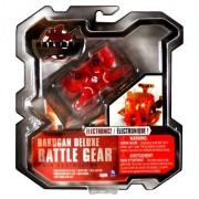 Spin Master Year 2010 Bakugan Gundalian Invaders Deluxe Electronic Battle Gear Set - Double Cannon T