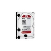 HD WD SATA 3,5´ RED NAS 4TB 5400RPM 64MB Cache SATA 6.0Gb/s - WD40EFRX