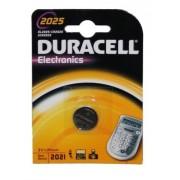 Italy's Cartridge BATTERIA DURACELL CR2025 DL2025 1x 3v DL2025 CR2025 ECR2025 BATTERIE BOTTONE