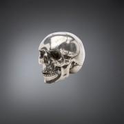 Decoraţiune QUEEN OF DARKNESS - Metal Skull - ATA-131/14