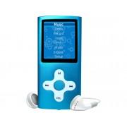 HOTT Lector MP4 HOTT A730 4GB Azul
