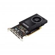 Tarjeta De Video NVIDIA QUADRO PNY P2000, 5GB GDDR5, 4xDisplayPort, PCI Express X16 3.0 VCQP2000-PB