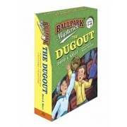 Ballpark Mysteries: The Dugout Boxed Set (Books 1-4), Paperback/David A. Kelly