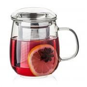 Cană ceai cu infuzor 4Home Hot&Cool 330 ml