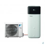 Daikin Pompe à chaleur DAIKIN Altherma 3 R ECH2O Bivalent moyenne température gaz R-32 taille 8 ERGA08DV + EHSHB08P50D 7kW 500L A+++