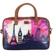 TDENTERPRISE laptop bag 7 Shoulder Bag(Multicolor, 15 inch)