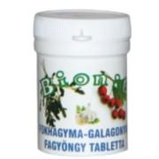 Bionit fokhagyma-galagonya-fagyöngy tabletta, 70 db