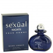 Michel Germain Sexual Nights Eau De Toilette Spray 4.2 oz / 124.2 mL Fragrance 498236
