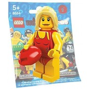 LEGO Collectable Minifigures: Circus Ringmaster Minifigure (Series 2) (Bagged)