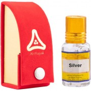 Al-Hayat - Silver - Concentrated Perfume - 12 ml