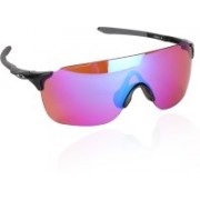 Oakley EVZERO STRIDE Rectangular Sunglass(Orange)