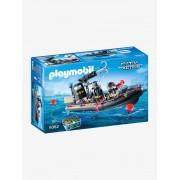 Playmobil 9362 Lancha das forças especiais, da Playmobil preto medio liso