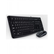 Kit Logitech Wired Desktop MK120, USB 2.0