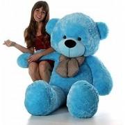 3 Feet Blue Teddy Bear Soft Teddy Toys Someone Special Gift-91 cm (Blue)
