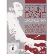 Video Delta Count Basie Orchestra - 1981 live at Carnegie Hall - DVD