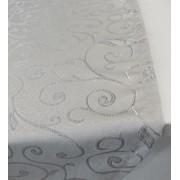 Drappos szürke sable dekor asztalkötép terítő/Cikksz:021018