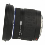 Olympus Zuiko Digital 9-18mm 1:4.0-5.6 ED cuatro tercios negro refurbished