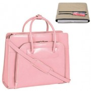 Laptop Bag - Lake Forest Pink