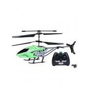 Hobnot Radio Remote Controlled Helicopter with Unbreakable Blades (Multicolour)