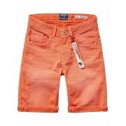Vingino! Jongens Bermuda - Maat 98 - Oranje - Jeans
