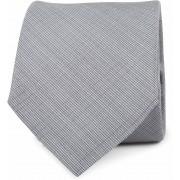 Krawatte Seide Grau K81-11 - Grau