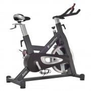 inSPORTline Bicicleta indoor cycling Airin negru-gri