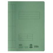 Dosar carton cu sina ELBA - verde