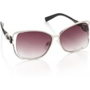 Revlon Over-sized Sunglasses(Violet)