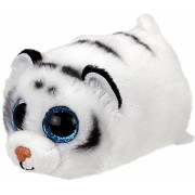 Jucarie plus 10 cm Teeny Tys Tundra white tiger TY