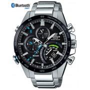 Ceas barbatesc Casio Edifice EQB-501XDB-1AER Bluetooth Solar PREMIUM COLLECTION