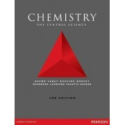 Chemistry:The central science, plus MasteringChemistry with Pearson eText by Theodore E. Brown