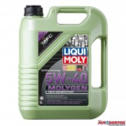 Molygen New Generation 5W-40 spec. motorolaj 5l