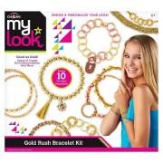 Cra-Z-Art Gold Rush Bracelet Kit Building Kit